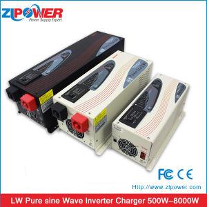 3000W de onda sinusoidal pura inversor con cargador