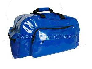 Curso de couro Bag-11 do Duffle do PVC do esporte ao ar livre