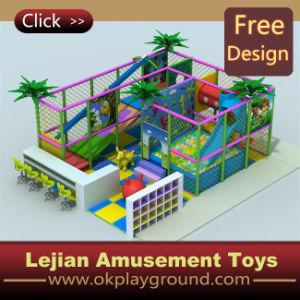 Campo de jogos En1176 macio interno internacional para o jardim de infância