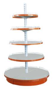 현대 디자인 둥근 선반 슈퍼마켓 전시 곤돌라 벽 선반 – 현대 ...