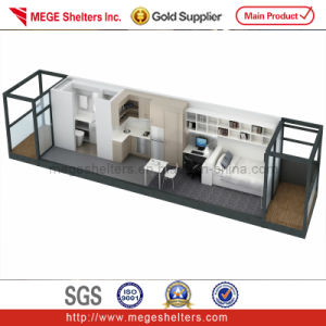 40ft shipping container for student apartment dormitory ch 441 40ft ship - Fabricant maison container ...