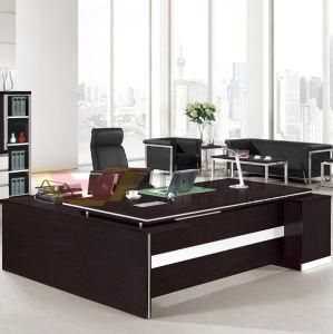 Muebles de oficinas modernos ejecutivos de madera big for Muebles de oficina modernos precios
