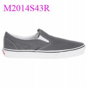 Casual descontraído Slip de Blt Men em Skate Style Shoes