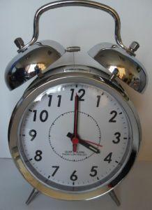Horloge d'alarme contrôlée par radio Kv206r