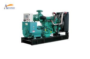 комплект генератора низкого потребления нефти 500kw тепловозный/комплект производить
