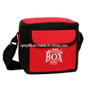 Saco relativo à promoção do almoço do saco do refrigerador do frasco (SYCB-022)