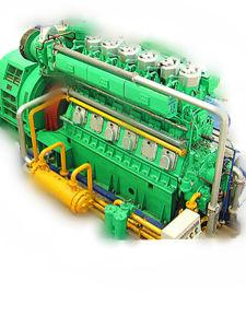 неныжный пластичный генератор масла 1500kw