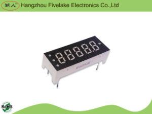 Afficheur LED de segment des chiffres 7 de 0.3 pouce cinq (WH50301CSR)