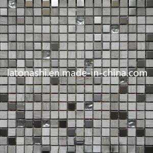 Motif mosa que marbre pierre naturelle mosa que pour salle for Motif carrelage sol