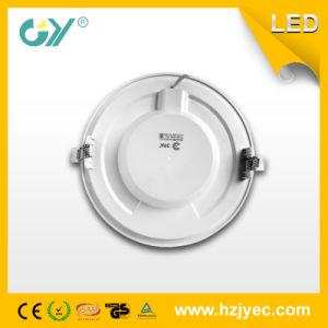 plastique DEL Downlight mince (CE de 6500k 12W ; RoHS)