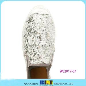 Hot Sale Shinny Casual Shoes Espadrilles