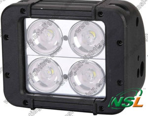 "40W 4.6 "" IP68 CREE DEL Work Light Bar, Double Row 4LEDs 4*4 Offroad Fog Lightbar !"
