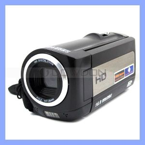 mit 2.4 Inch LCD Big Display 12MP Professional Digital Videokamera (DV-021)