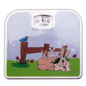 Scala meccanica di salute che pesa equilibrio per peso