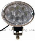 27W ovale DEL Work Light, DEL hors de Road Light, CREE DEL Work Light DEL Spot Light