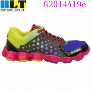 Sapatas Running atléticas de superfície do esporte do estilo da menina de Blt algumas