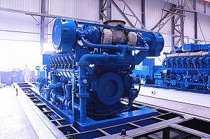 Электрический двигатель начиная тепловозный комплект генератора