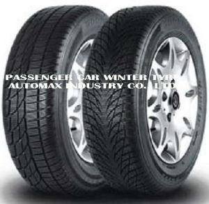 Snow Roadのための放射状のWinter Tyre