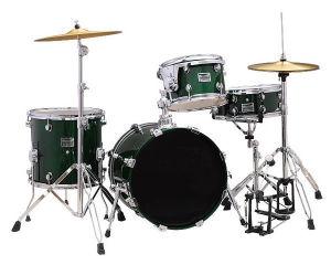 Bois réglé de kit de tambour de PCS/du kit 4 de tambour de tambour (DC1841)