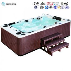 Balboa Hot Tub Massage SPA van de Ton van het Bad van de Stijl van de luxe Comfortabel Europees voor 10 Mensen