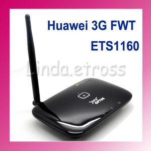 Huawei Ets1160 G/M 3G FWT fijó el terminal celular fijado Fct sin hilos de Terminal/3G para WCDMA 2100MHz (la entrada 3G, incluyendo 850/900/1800/1900MHz)