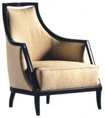 Design gentil Modern Hotel Chair pour Sell (EMT-HC86)