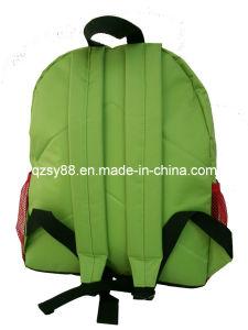 Poliéster Moda Carton bolso de escuela (SYSB-005)