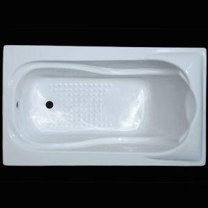 Baignoire acrylique simple sa 120 baignoire acrylique for Prix baignoire acrylique
