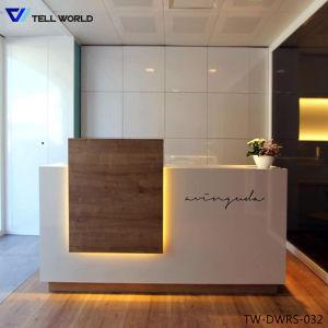 사무실 Receiption 현대 책상 상업적인 수신 카운터 디자인 ...