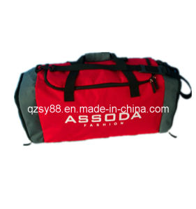 Bolso de tela de lana basta del deporte que viaja Sytb-036