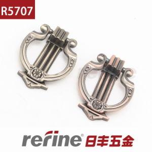 Poignée en alliage de zinc de matériel de meubles (R-5707)