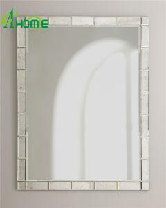 espejo de pared sin marco espejo del bao espejo biselado