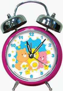 Horloge d'alarme en métal (KV206m)