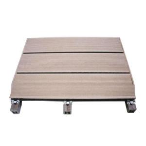 Revestimento de madeira dos compostos Decking/WPC do polímero (HO02515)
