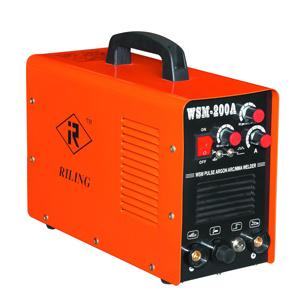 soldador do pulso TIG/MMA de 160AMP WSM (WSM-160)