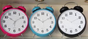 Twin Bell Alarm Clock (KV211)