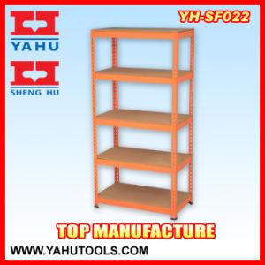 Étagère en acier vigoureuse de mémoire d'Adjustble Boltless de hauteur (YH-SF022)