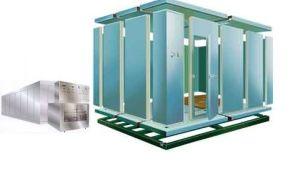 Installation modulaire de chambre froide llc for Installation chambre froide