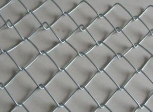Galvanisierter Draht-Kettenlink-Ineinander greifen-Zaun
