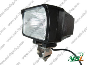5inch 35With55W H11 HID Work Light, Aluminium Housing Flood Beam Xenon Tractor Working Light