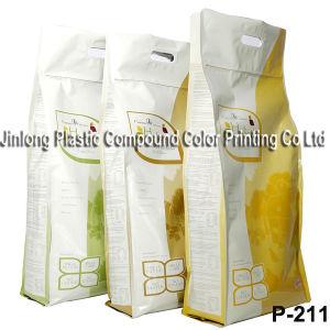 유럽 구멍 ISO9001를 가진 플라스틱 개밥 부대 그리고 Reclosable Pounch: 2008년