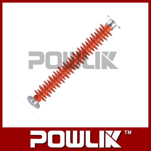 126kv High Voltage Polymer Composite Post Insulator (FZS-126/10)
