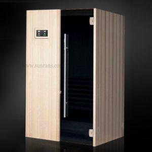 Het moderne Luxe BinnenKabinet van de Sauna van de Hoek Verre Infrarode (SR8M6003)