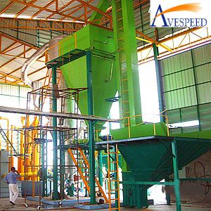 Avespeed Green Energy Biomass Gasification с Firewood, Charcoal, Crop Residues, Animal Manure Biomass Plant