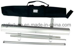 Um de alumínio mais pesados rolam acima o carrinho da bandeira (FH-LV-5)