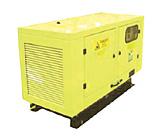генератор Lister 5kw-18kw портативный тепловозный