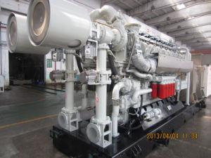 Генератор 500kw природного газа Avespeed 500gjz1-Pwt-Esm3