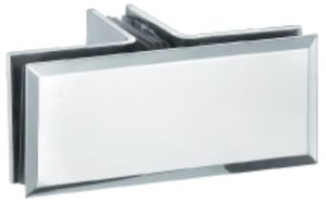 Braçadeira de vidro do painel do aço inoxidável (FS-508)