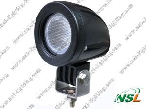 Lumière de travail de 2 pouces LED, mini lumière de 10W LED, euro lumière de LED (NSL-1001D-10W)