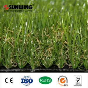 herbe artificielle de tapis de gazon ext rieur d coratif de plancher herbe artificielle de. Black Bedroom Furniture Sets. Home Design Ideas